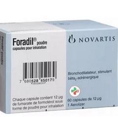 Как применяется Форадил беременным, во время кормления