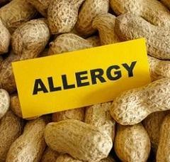 Аллергия на арахис: частота выявления, лечение, диагностика