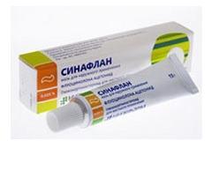 Синафлан мазь: эффективное назначение в аллергологии