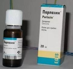 Парлазин капли: лечим аллергический диатез, крапивницу