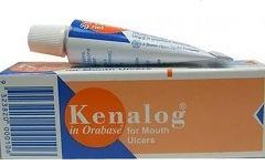 Кеналог мазь: эффективность при экземе, дерматите, аннотация