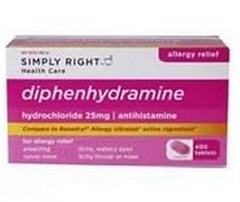 Дифенгидрамин: у истоков аллергологии, аналоги, аннотация