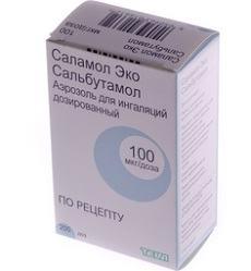 Саламол-ЭКО: бронхоспастические эффекты лекарства, аннотация