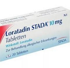 Лоратадин Штада таблетки: доступное лечение аллергической патологии