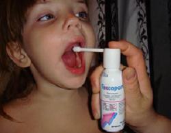 Гексорал эффективен при воспалении полости рта