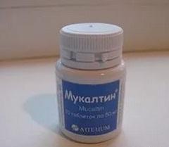 Характеристика аналогов таблеток Мукалтин