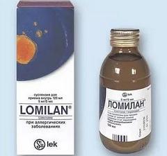 Сколько принимать Ломилан, схемы эффективной терапии