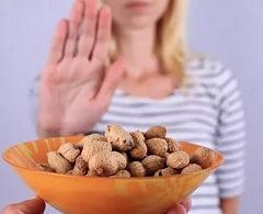 Разнообразие проявлений аллергии на арахис