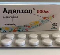 Адаптол таблетки: комбинированная терапия нейродермита, экземы