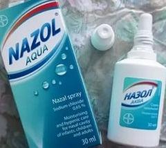 Назол-Аква спрей: терапия хронического гайморита, аналоги