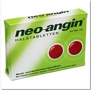 Нео-ангин: противопоказания, показания для лечения