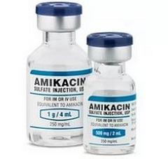 Как выполняют инъекции Амикацин