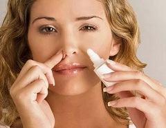 Устраняем зависимость от капель в нос