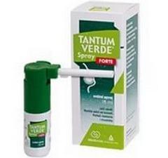 Имевшиеся побочные действия Тантум-Верде Форте