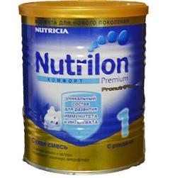 Нутрилон-1: молочная смесь с пребиотическим действием