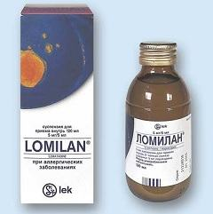 Ломилан: сравнение аналогов, симптомы передозировки