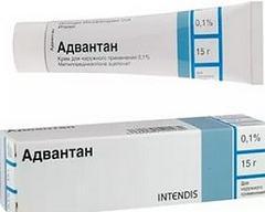 Причины наступления передозировки кремом Адвантан
