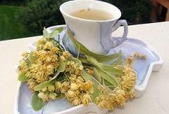 Как используют Цветки липы при простудах