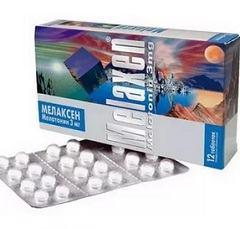 Мелаксен таблетки: использование в терапии нейродермита