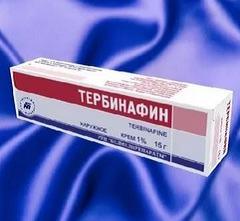 Частота негативных симптомов крема Тербинафин