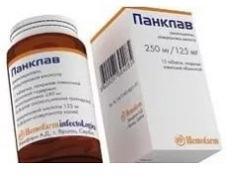 Наблюдавшиеся побочные эффекты таблеток Панклав