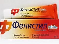 Вероятность передозировок гелем Фенистил
