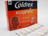 Колдрекс: помощь при передозировке, аналоги