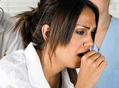 Диагностическое значение влажного кашля